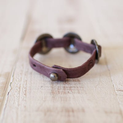 Native Giving Bracelet - Brushed Silver