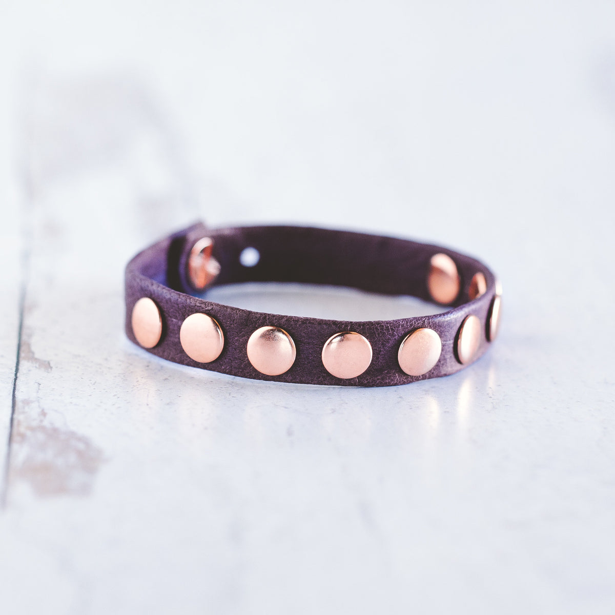 Tribe Bracelet - Rose Gold