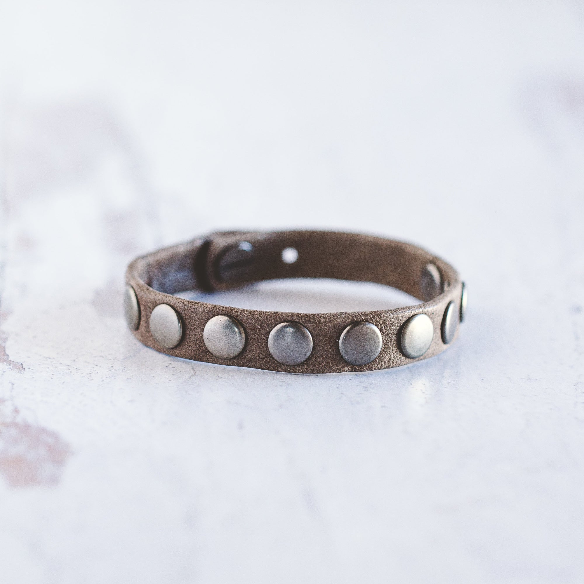 Tribe Bracelet - Brushed Silver