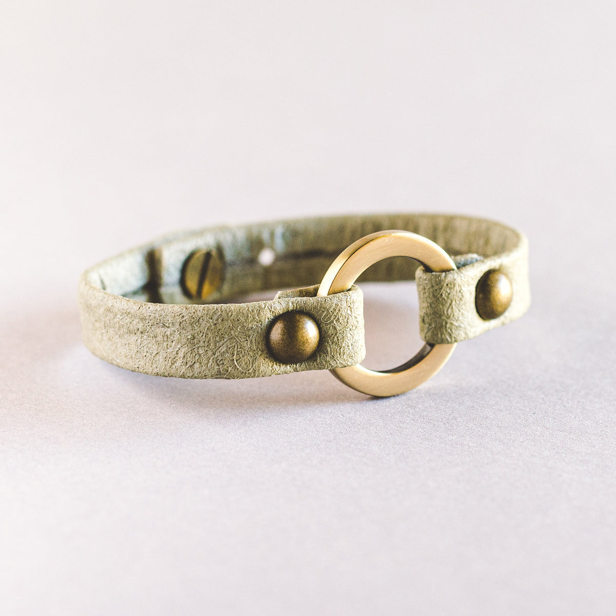Vegan One Love - Antique Brass