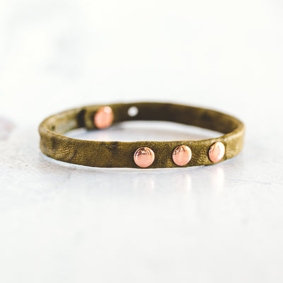 3 Dott - Rose Gold