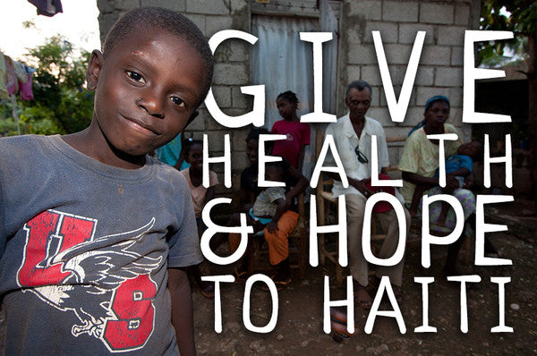 Health* Hope* Haiti