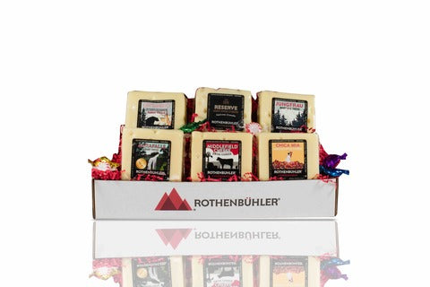 Rothenbuhler Cheese Sampler