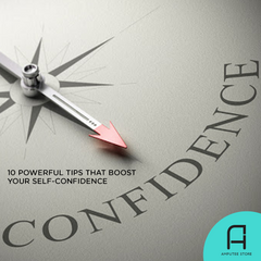 Ten powerful tips to boost your self-confidence.