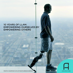 Amputee Coalition's Limb Loss and Limb Difference Awareness month marks 10th year.