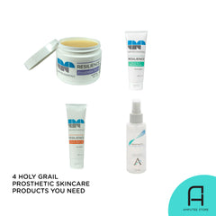 The four holy grail prosthetic skincare products you should add to your regimen.