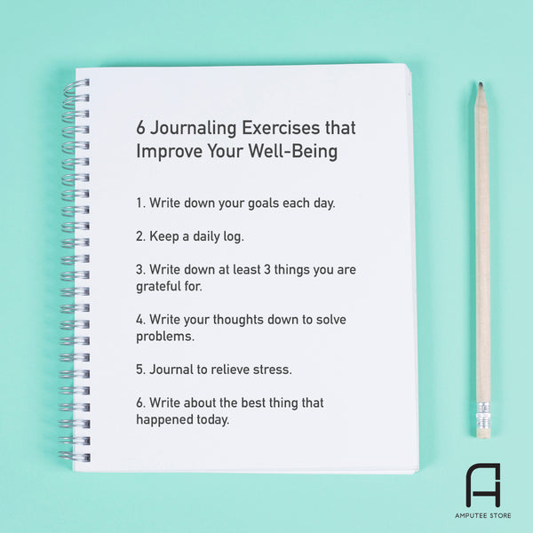 6 journaling ideas to kickstart your practice