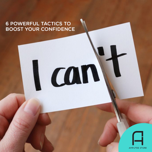 Boost your confidence with these 6 powerful tips.