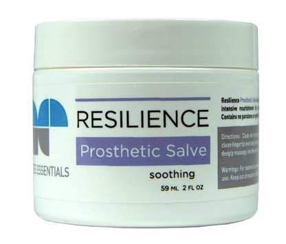 Amputee Essentials Resilience Prosthetic Salve