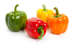 Bell peppers are a strong source of antioxidant.