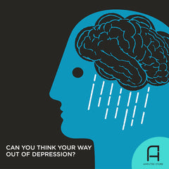 Is it possible to think your way out of depression?