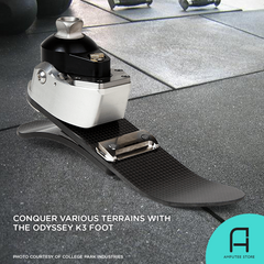 The Odyssey K3 is perfect for low to moderate activities.