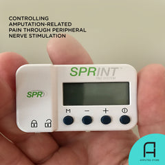 Using Peripheral Nerve Stimulation to manage amputation-related pain.