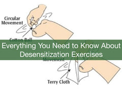 Learn everything about stump desensitization exercises.