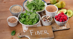 Fiber helps prevent diabetes.