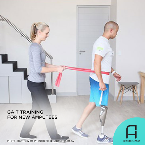 What to expect in your gait training program as a new lower-limb amputee.