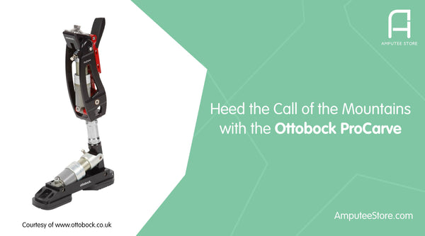 The Ottobock ProCarve fitness system is highly preferred by most skiers and snowboarders