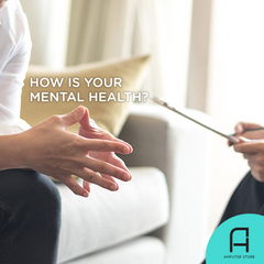 Mental health checkup and resources.