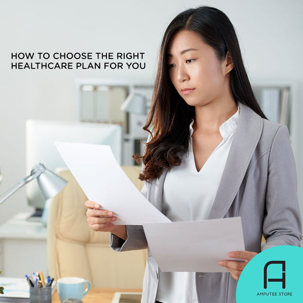 Tips on choosing the right healthcare plan for you.