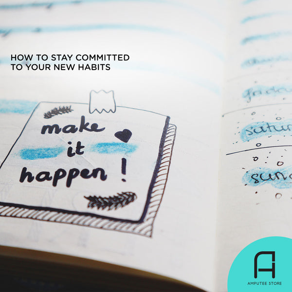 Tips on how to stay committed to your resolutions and achieve your goals.