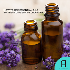 Essential oils may help treat diabetic neuropathy or nerve pain.
