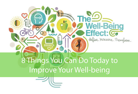 Improving your wellbeing is important for a complete recovery.
