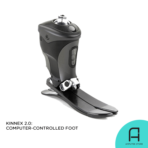 The Kinnex 2.0 is designed to provide low to moderate-impact prosthetic users the stability they expect instantly.