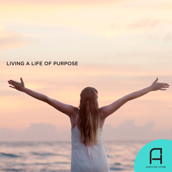 Tips on how to live a life of purpose.