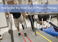 Learn how to maximize your physical therapy appointments.