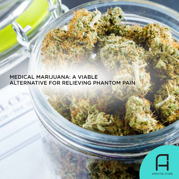 Medical marijuana as a viable alternative treatment for phantom limb pain.