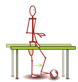 Obstacle gait training for new lower-limb amputees.