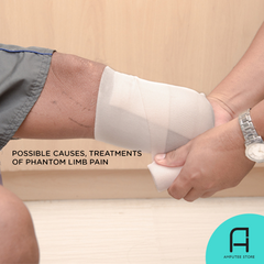 List of possible causes and treatments for phantom limb pain.