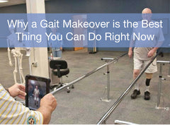 Gait evaluations by your prosthetist can prevent future joint issues.