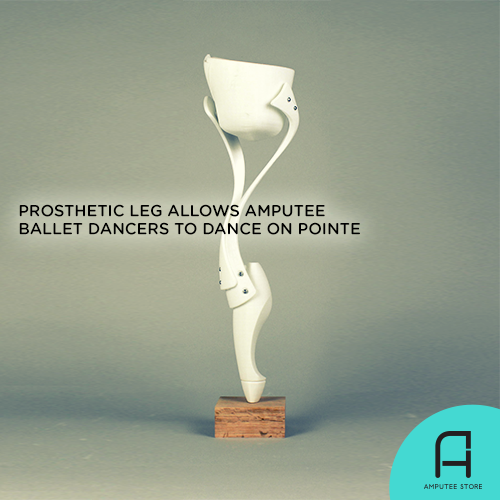 A prosthetic leg designed by Jae-Hyun An allows ballet dancers to dance on pointe.
