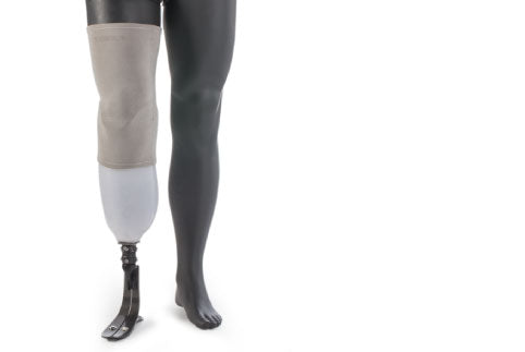 Prosthetic leg sleeves made for vacuum systems by ottobock, oww & ossur.