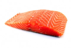 Salmon for nutrition and protein.