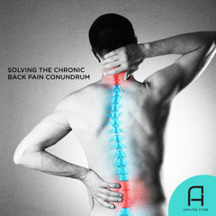 The solution for chronic back pain in amputees may lie in exercise.