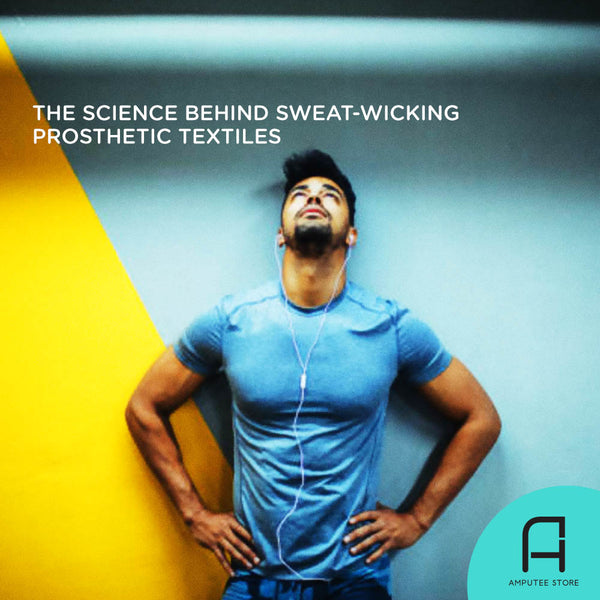 The science on how sweat-wicking fabrics work.