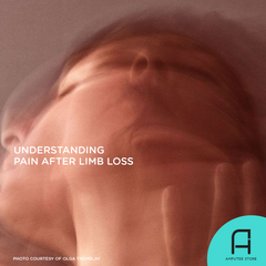 Understanding and describing pain after limb loss helps your healthcare team create a pain management plan for you.