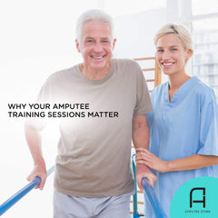 Amputee training is a fundamental phase of successful prosthetic treatment.