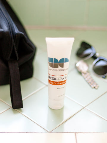 Your skin's barrier is important and a big deal.  Use a salve and moisturizer to protect it.