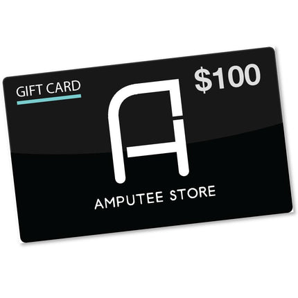 100USD Amputee Store Gift Card