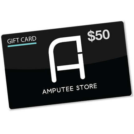 50USD Amputee Store Gift Card