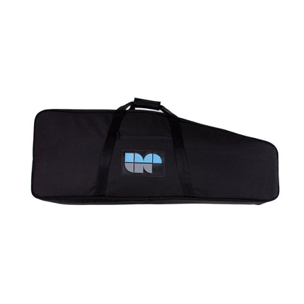 Above knee prothetic leg bag for traveling.