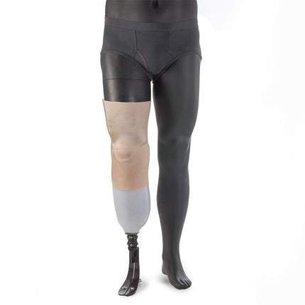Alps ClearLine Prosthetic Sleeve reinforced for below knee prosthetic legs.