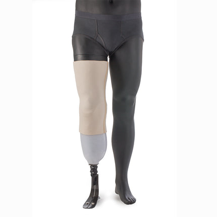 Alps Easysleeve Fabric Reinforced prosthetic sleeve with grip gel for a strong sleeve.