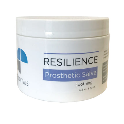 Prosthetic Salve for irritated and dry chafed skin.