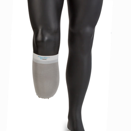 Comfort Silver prosthetic sheaths prevents friction inside your prosthetic socket.