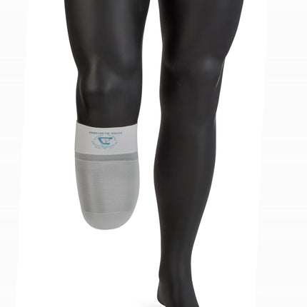 Size short prosthetic sheath to stop rubbing on your residual limb.