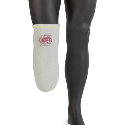 Comfort Regal Acrylic Stretch prosthetic socks in size medium regular for below knee amputees in 3ply..